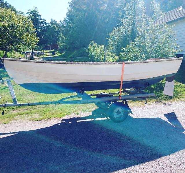Dette kan bli en bra sommer! #Sommer #sol og #seilbåt i #Høvåg
